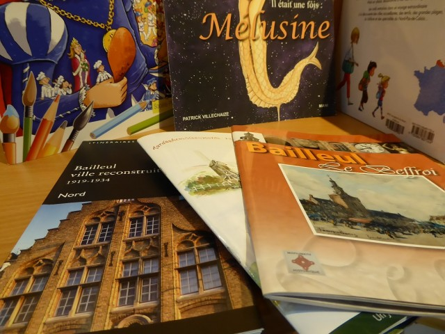 Côté Librairie