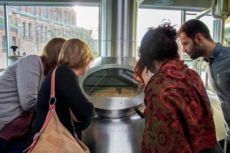 Visite Brasserie St Sylvestre